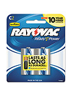 Alkaline Batteries 2 Pack C