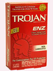 Trojan ENZ Non Lubricated 12 ct